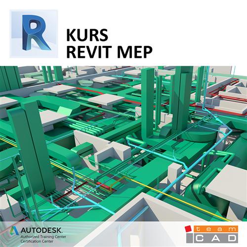 Kurs Revit MEP  mašinske instalacije osnovni nivo - Online pohađanje