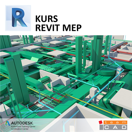 Kurs Revit MEP VIK instalacije osnovni nivo - Online pohađanje