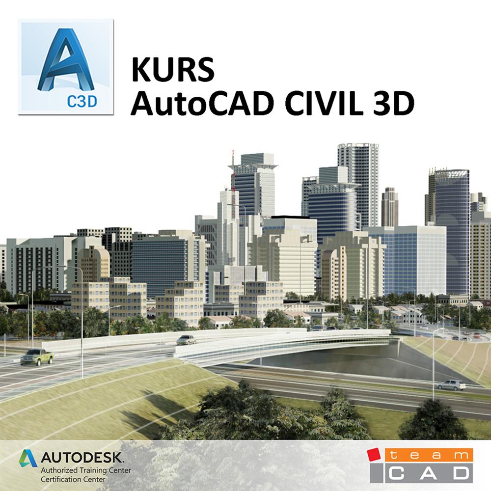 Kurs AutoCAD Civil3D osnovni nivo - Online pohađanje