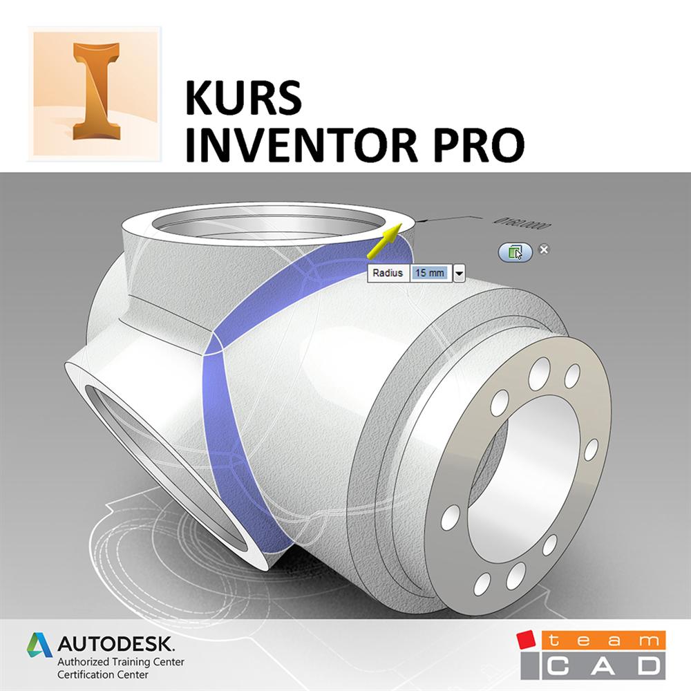 Kurs Autodesk Inventor osnovni nivo - Online pohađanje