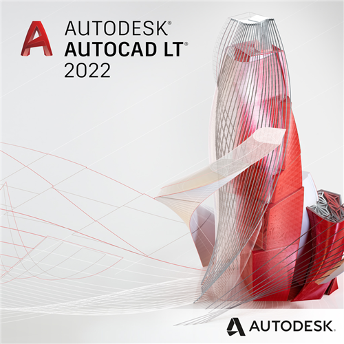 AutoCAD LT 2022 Commercial New Single-user ELD 3-YearSubscription