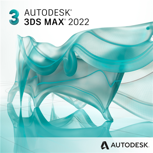 3ds Max 2022 Commercial New Single-user ELD 3-Year Subscription
