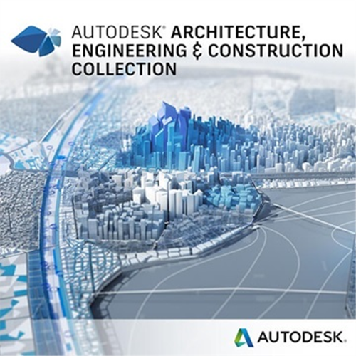 Architecture Engineering & Construction Collection IC Commercial New Single-user ELD 3-Year Subscription