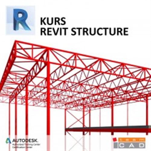 Kurs Revit Structure - Osnovni nivo Online pohađanje