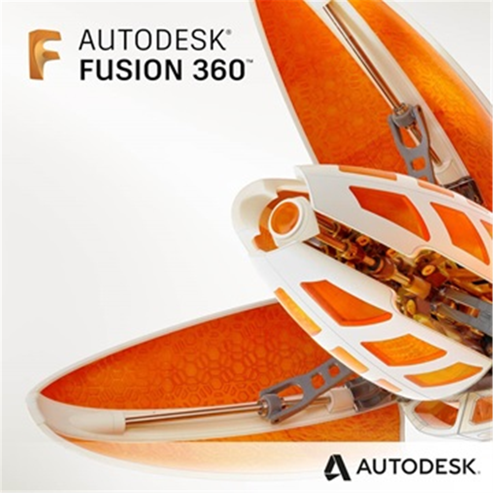 Fusion 360 CLOUD Commercial New Single-user Annual Subscription