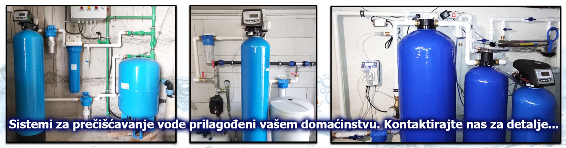 Sistemi za prečišćavanje vode