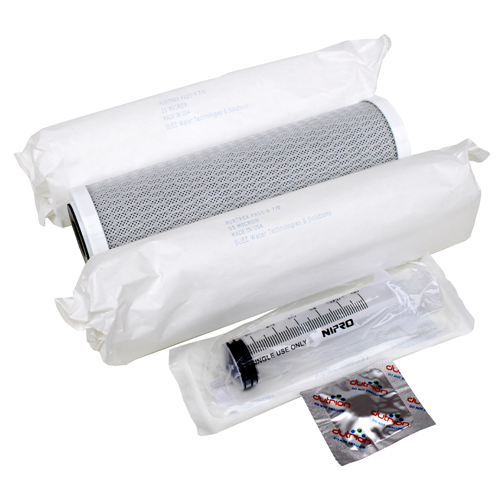 Set predfiltera za RO uređaje serije TSRO sa sredstvom za dezinfekciju