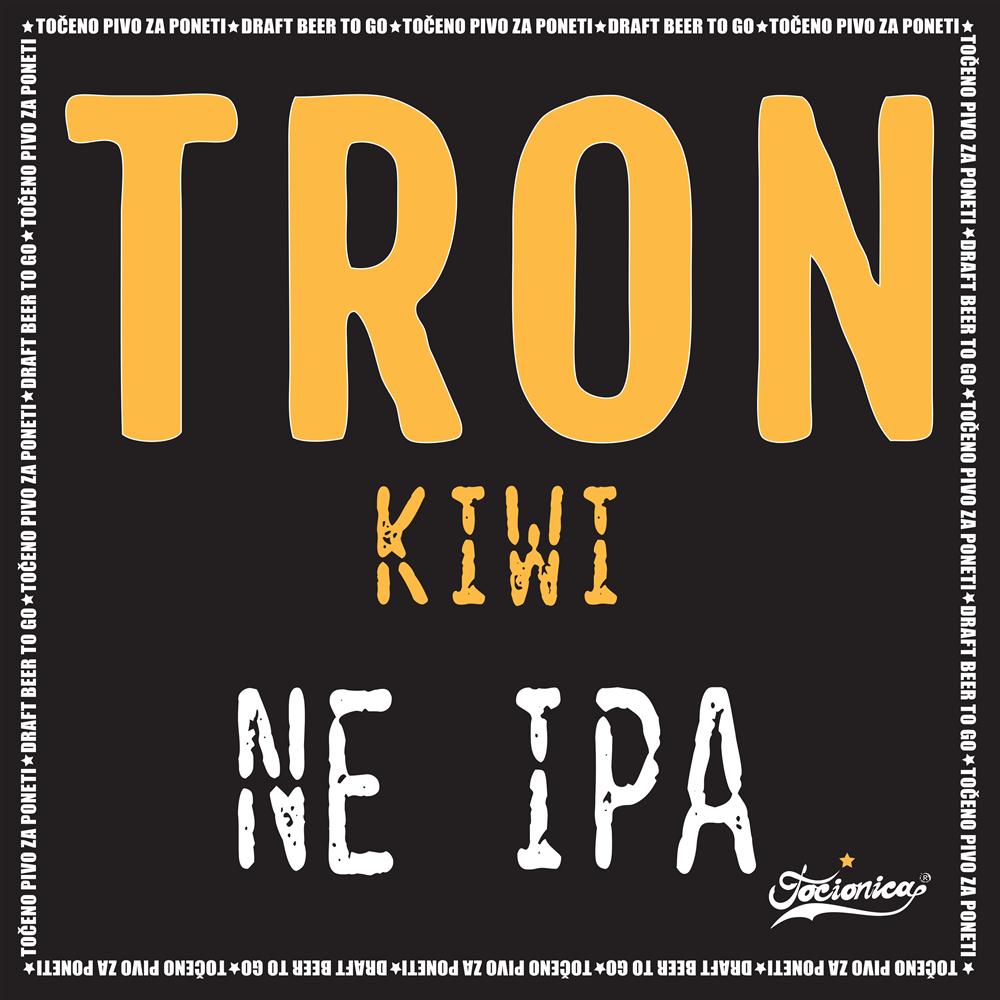 TRON Kiwi NE IPA 1l