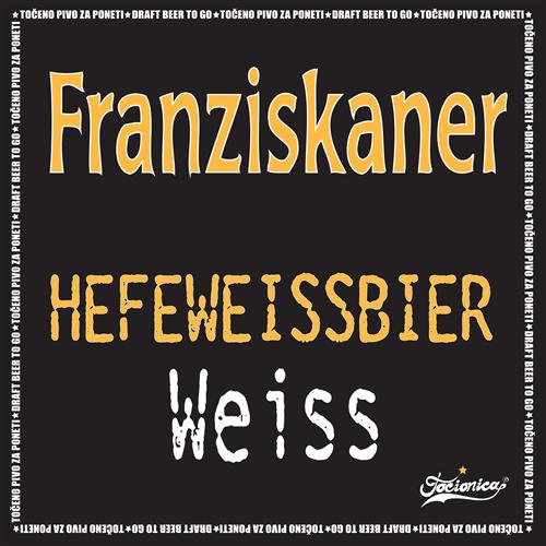 FRANZISKANER Weissbier 1l