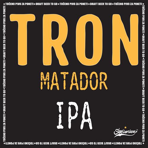 TRON Matador IPA 1l