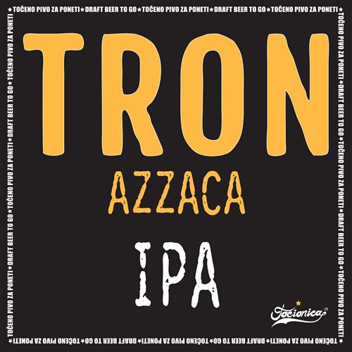TRON Azzaca IPA 1l