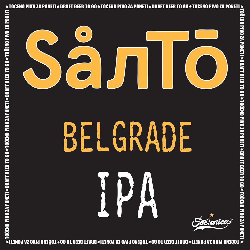 SALTO Belgrade IPA 1l