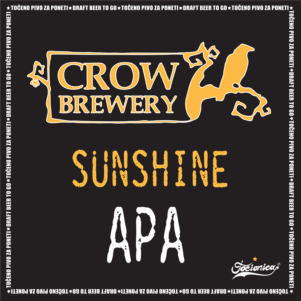 CROW Sunshine APA 1l