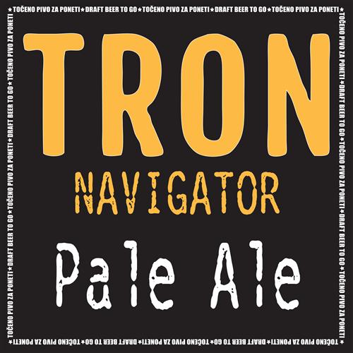 TRON Navigator Pale Ale 1l
