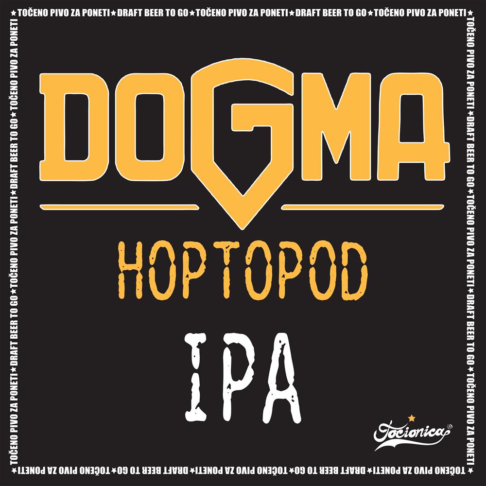 DOGMA Hoptopod IPA 1l