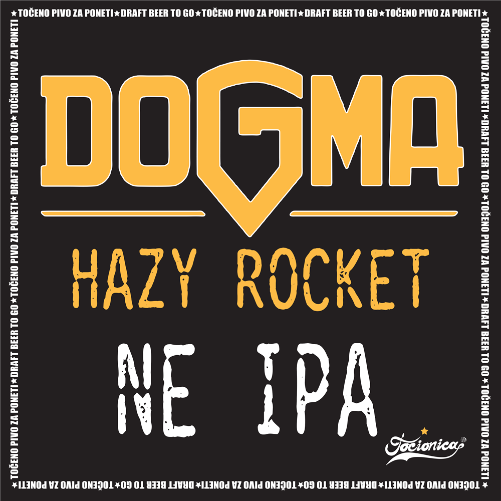 Dogma Hazy Rocket