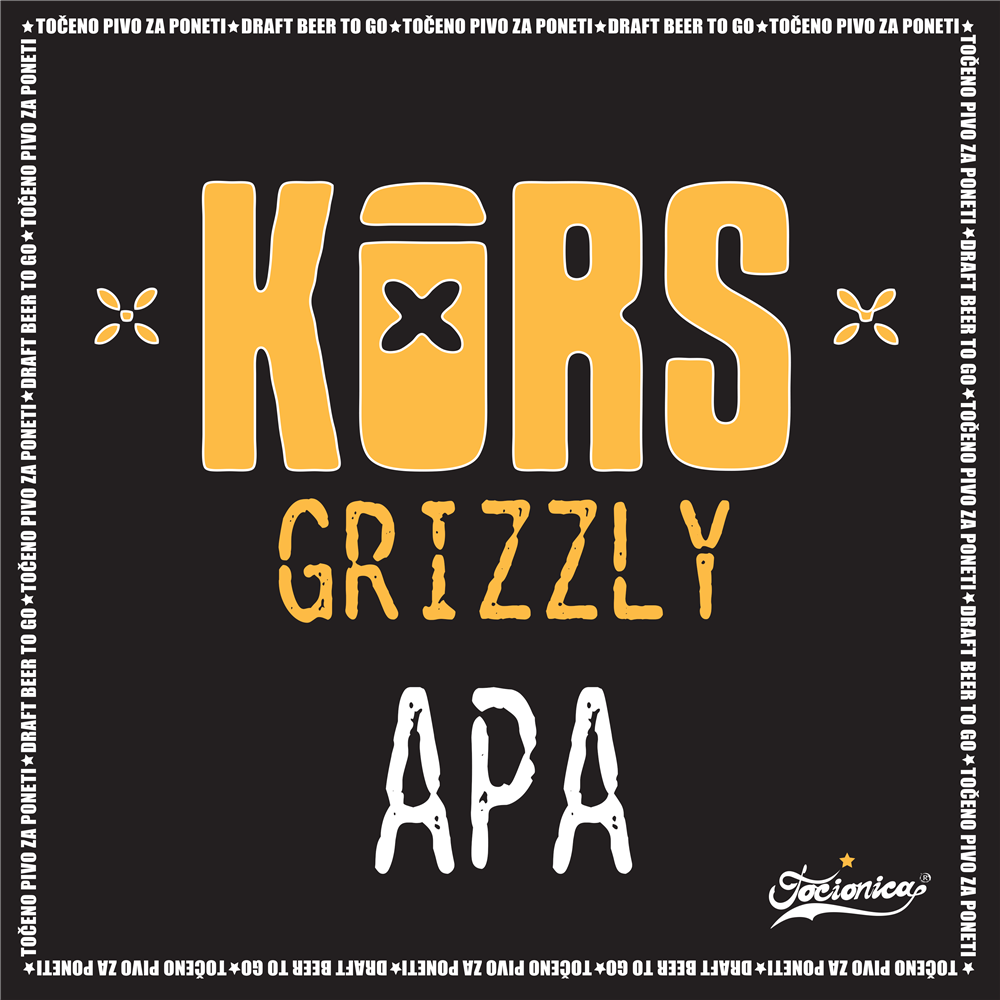 Kors Grizzly APA 1l