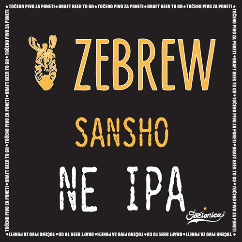 Zebrew Sansho