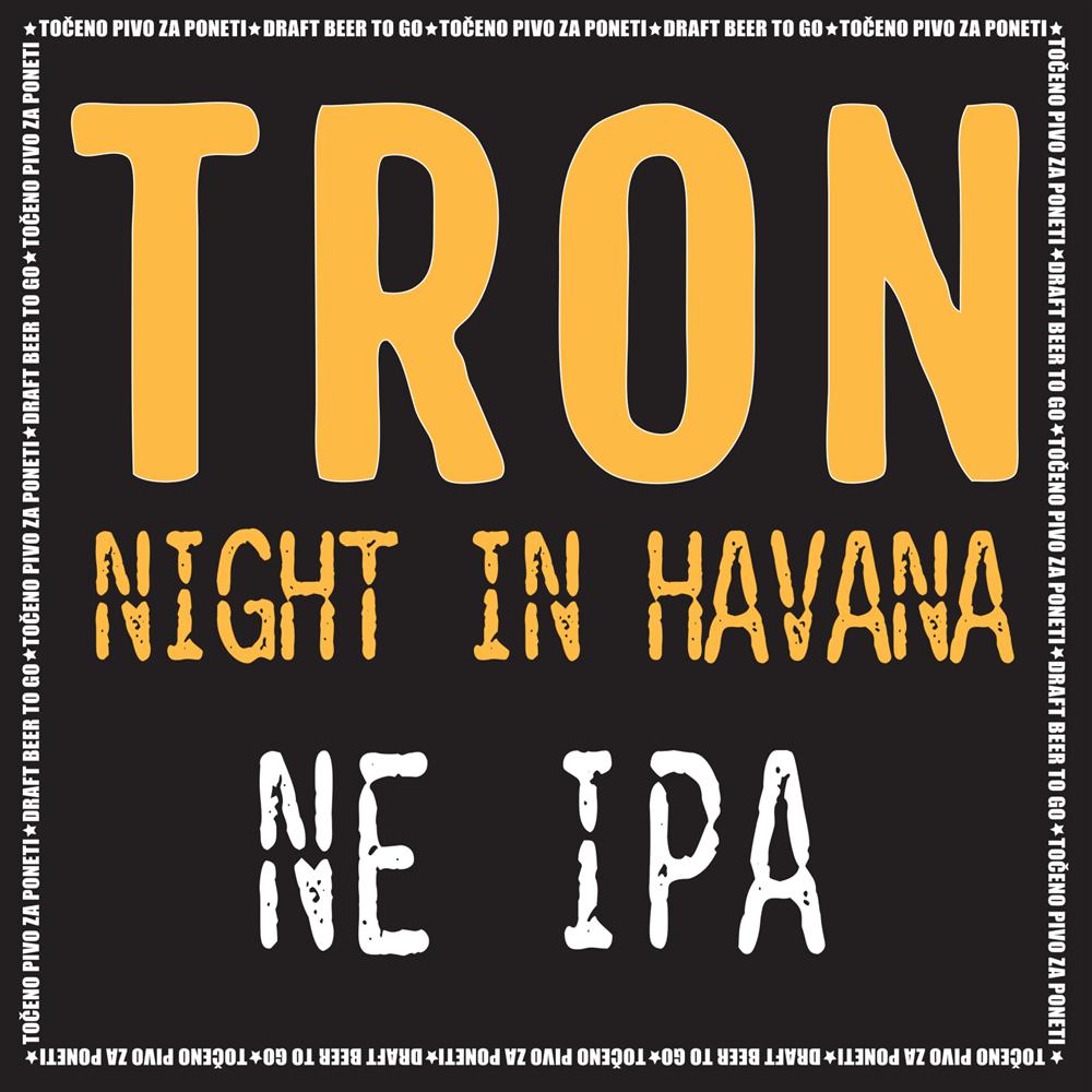 Tron Night In Havana NE IPA