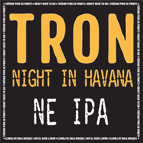 Tron Night In Havana NE IPA