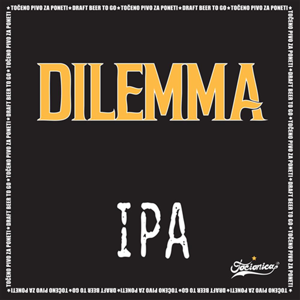 Dilema Black IPA