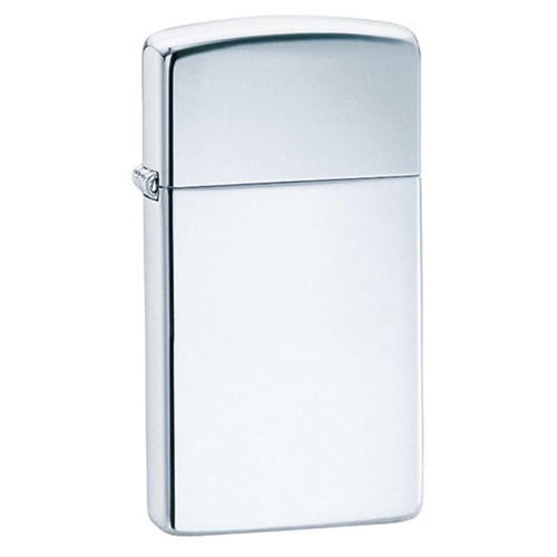 Zippo 1610 Slim High Polish Chrome