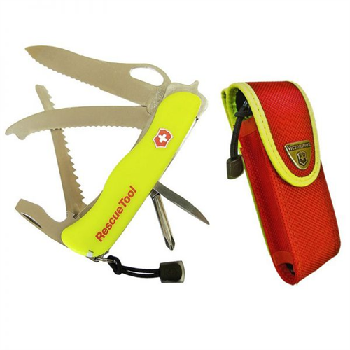Victorinox 08623.MWN Rescue Tool yellow