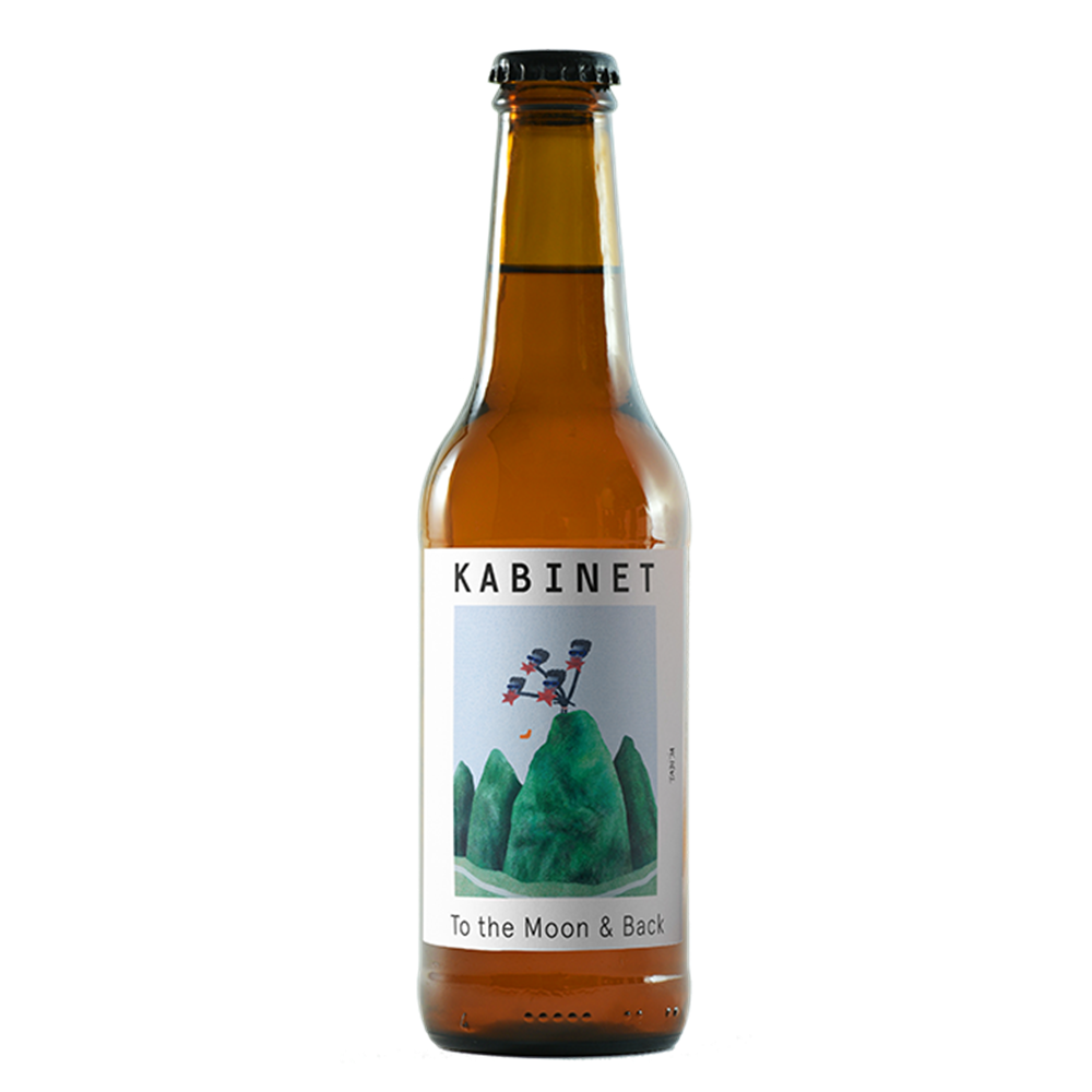 Kabinet To the Moon and back 330ml