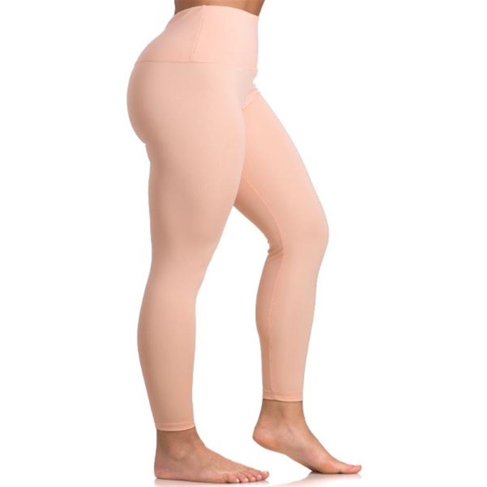 Jednobojne Helanke - Nude