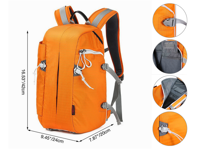 Beaspire Camera Backpack