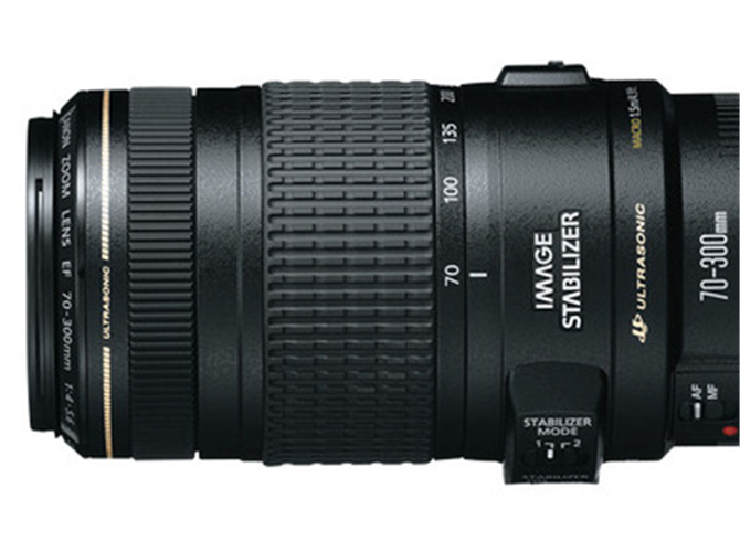 Canon EF70-300mm F4-56 IS USM