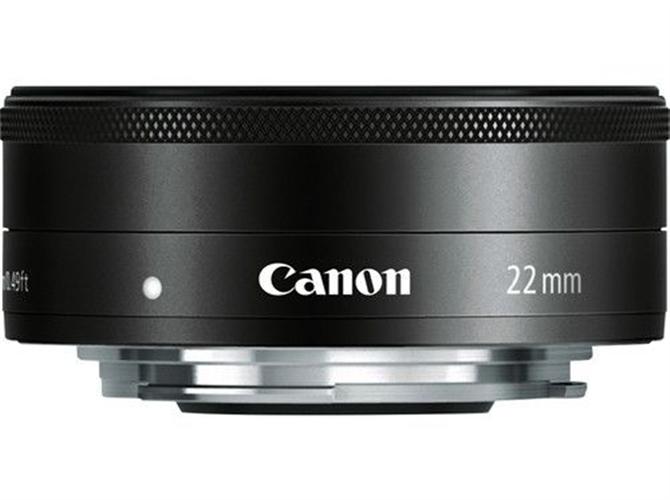 Canon EF-M22mm F20 STM