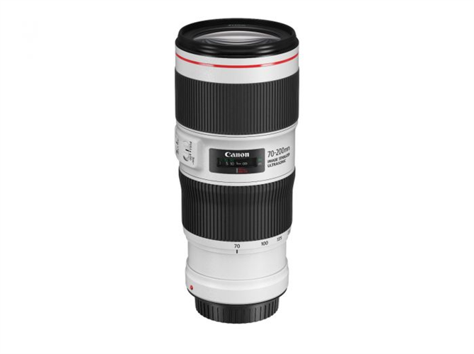 Canon EF70-200mm F4L IS II USM