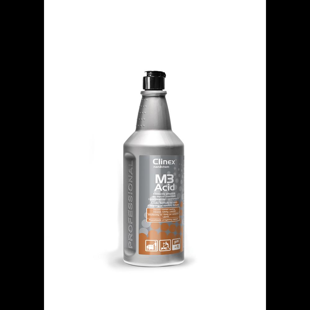 Clinex M3 Acid - 1 lit
