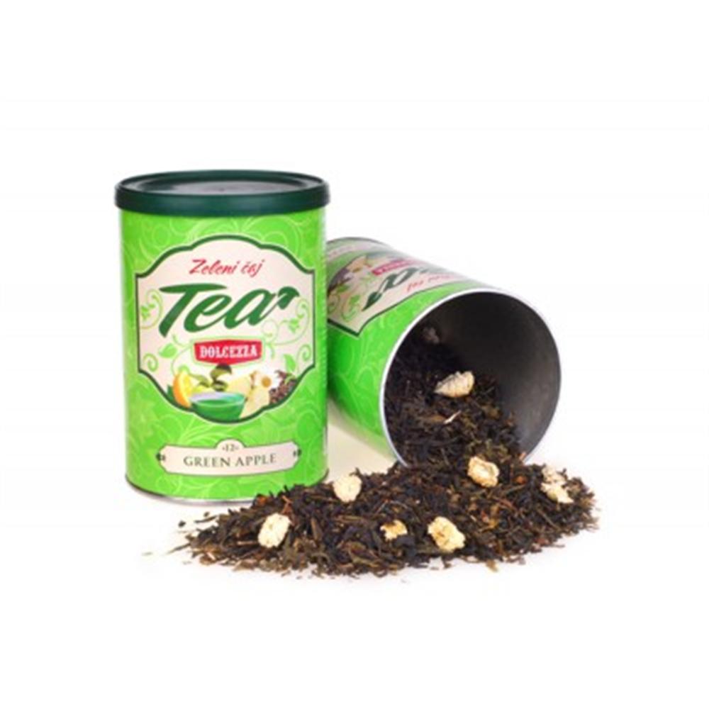 Dolcezza čaj, Green apple