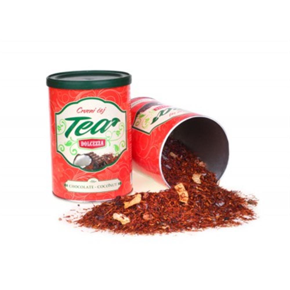 Dolcezza čaj, CHOCOLATE COCONUT