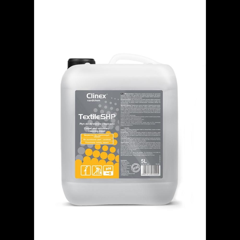 Clinex Textile SHP - 5 lit reffil