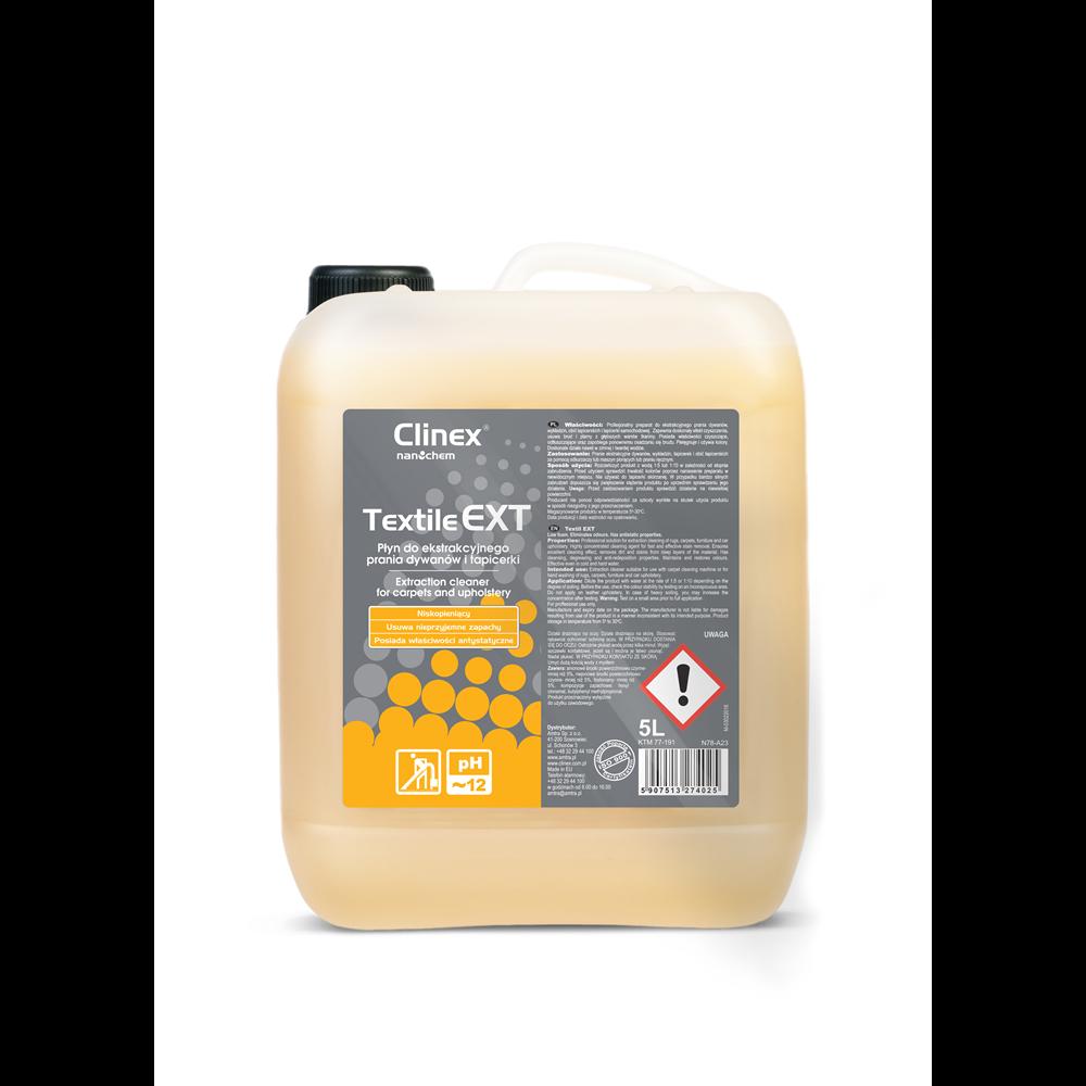 Clinex Textile EXT - 5 lit reffil