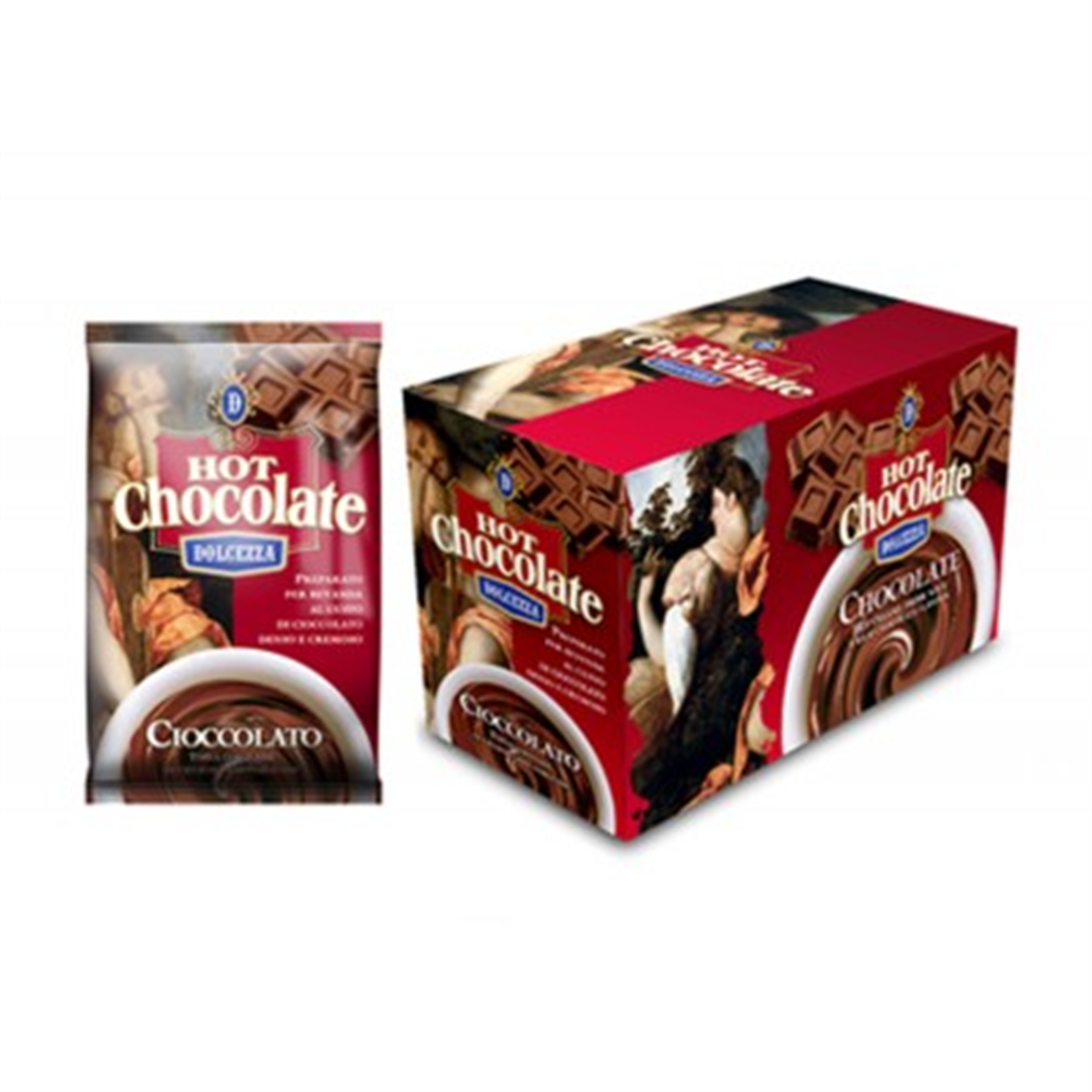 Dolcezza topla čokolada, classic chocolate
