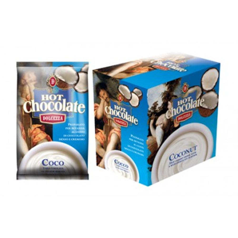 Dolcezza topla čokolada, aroma kokos