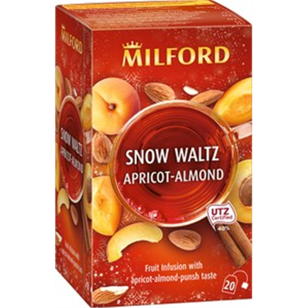 Milford čaj, Snow Waltz