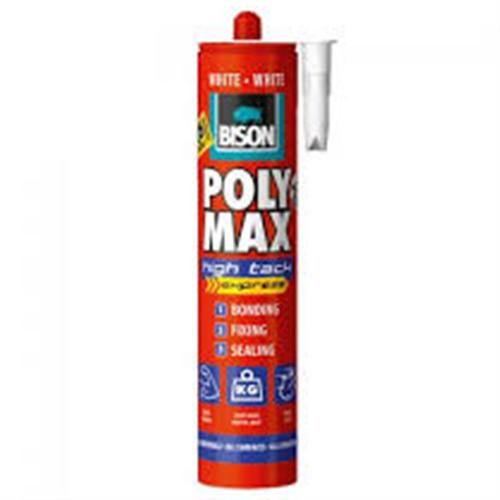 Bison POLY MAX High Tack Express  Univerzalni građevinski lepak  zaptivna masa