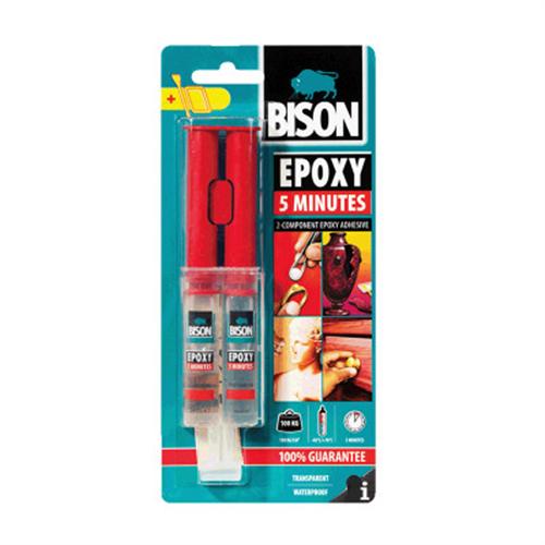 BISON EPOXY 5 MIN 2K 24ml